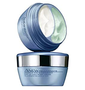 Avon Anew Rejuvenate 24 Hr Eye Moisturizer SPF 25