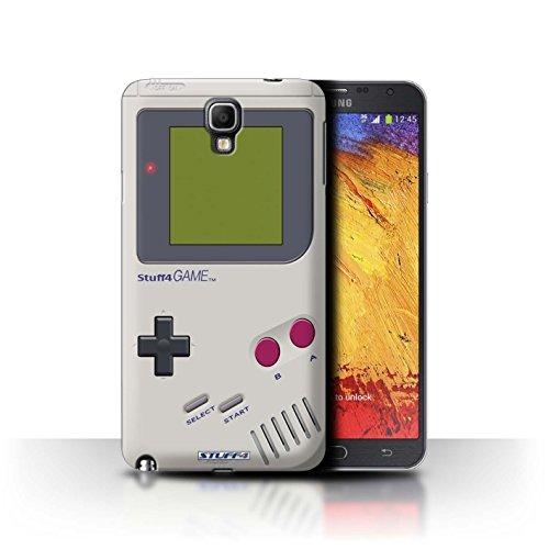 Stuff4 Hülle / Hülle für Samsung Galaxy Note 3 Neo / Nintendo Game Boy Muster / Spielkonsolen Kollektion