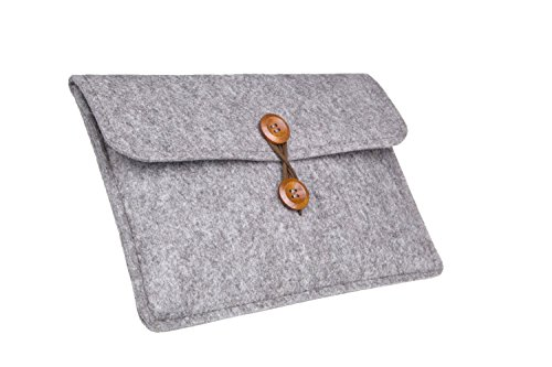 Bear Motion for iPad - Premium Felt Sleeve Case for iPad 2 / iPad 3 / iPad 4 with Retina Display (Ipad 2 Sleeve compare prices)