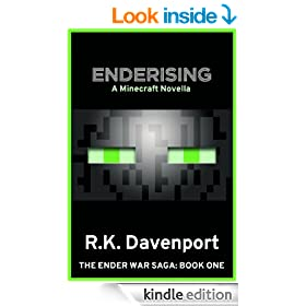 Minecraft: Enderising: A Minecraft Novella (The Ender War Saga Book 1)