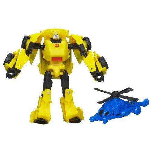 Transformers Generations Legends Class Bumblebee and Blazemaster Figures by Transformers TOY (English Manual)