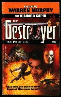 High Priestess (The Destroyer #95), Warren Murphy, Richard Sapir