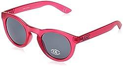 Vans Shady Line Round Sunglasses (Pink) (VN-01F1FXG)