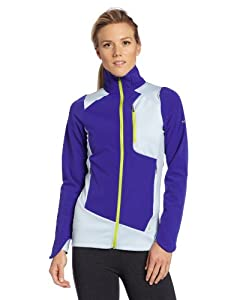 Columbia Trail Twist II Jacket (Medium, Clematis Blue)