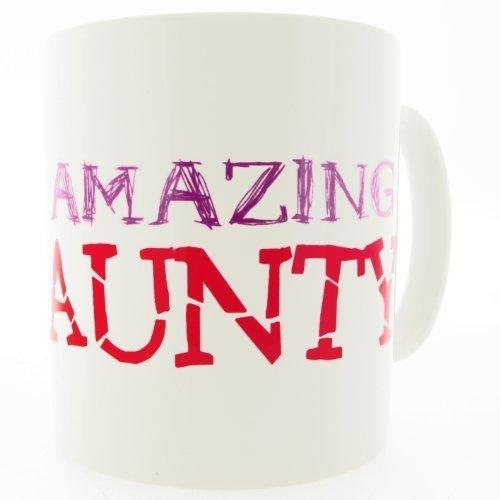 'Amazing Aunty' Mug
