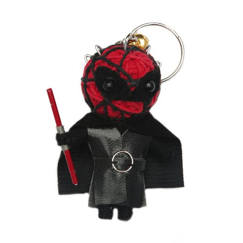 1 X Darth Maul Voodoo String Doll Keychain