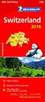 Switzerland 2016 (Michelin National Maps)