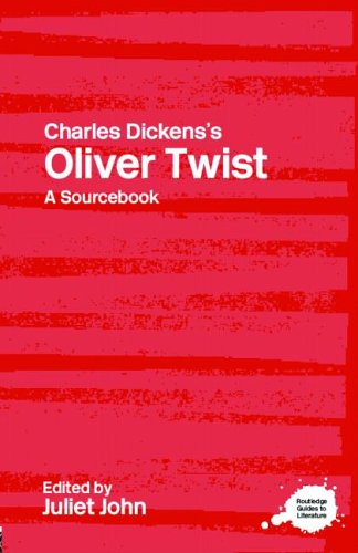 Oliver Twist Free Book Notes, Summaries, Cliff Notes and Analysis