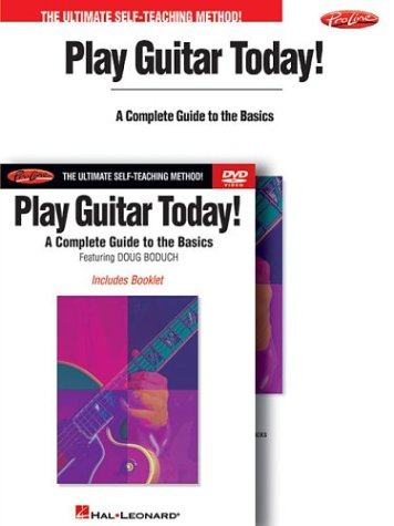 Play Guitar Today! A Complete Guide To The Basics