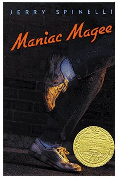 INGRAM BOOK & DISTRIBUTOR ING0316809063 NEWBERY WINNERS MANIAC MAGEE SPINELLI - 1
