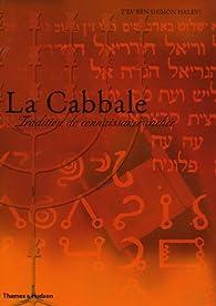 La Cabbale : Tradition de connaissance cach�e par Z'ev ben Shimon Halevi