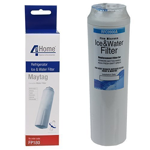 4yourhome-fridge-freezer-water-filter-compatible-with-amana-maytag-ukf8001axx-fridge-freezers
