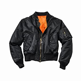 Surplus Homme Veste MA 1 , Size S, Color black