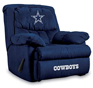 NFL Dallas Cowboys Home Team Microfiber Recliner by Imperial