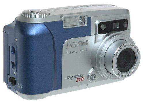 Samsung Digimax 210SE