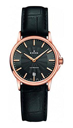 Edox Les Bémonts reloj mujer Les Bémonts 57001 37R GIR