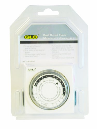 Glo Dual Timer for T5 Lighting Systems (Glo Timer compare prices)