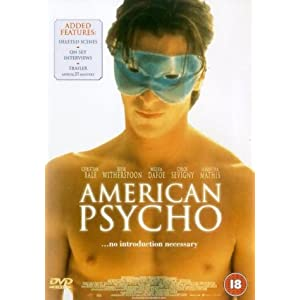 American Physco 2000 DVD-Used but Good Condition
