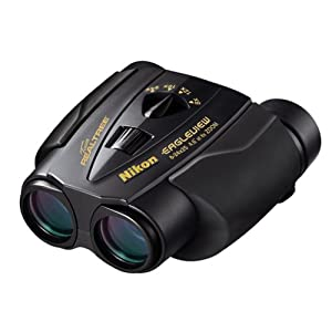 Nikon 7496 Eagleview Zoom 8 24 X 25mm Binoculars (Black)
