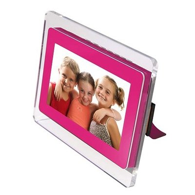 "Digital Photo Frame (7"" Frame Pink)"