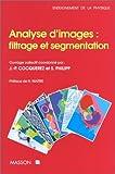 echange, troc Cocquerez - Analyse d'images : filtrage et segmentation