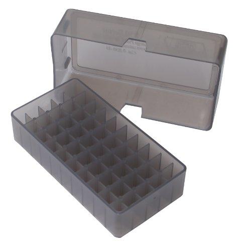 MTM Case-Gard E50 SER LGE HNDGN AMMO BOX 50RD - CL SMK