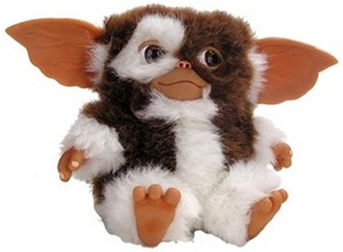 Buy Low Price NECA Gremlins Gizmo 8 inch Plush Doll by NECA Figure (B0000A1R4S)