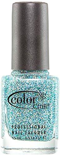 Color Club Mistletoe Glitters Nail Polish, Twinkling Multicolored Shades, Beyond The Mistletoe, .05 Ounce (Multi Colored Nail Polish compare prices)