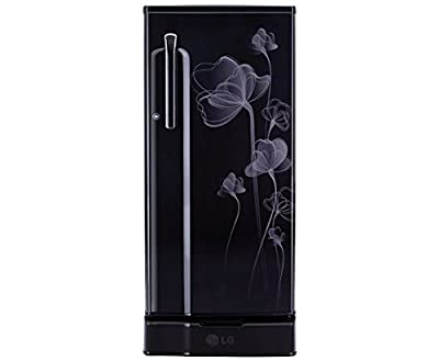 LG GL-D205KVHN Direct-cool Single-door Refrigerator (190 Ltrs, 5 Star Rating, Velvet Heart)
