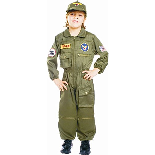 Air Force Pilot Toddler Costume