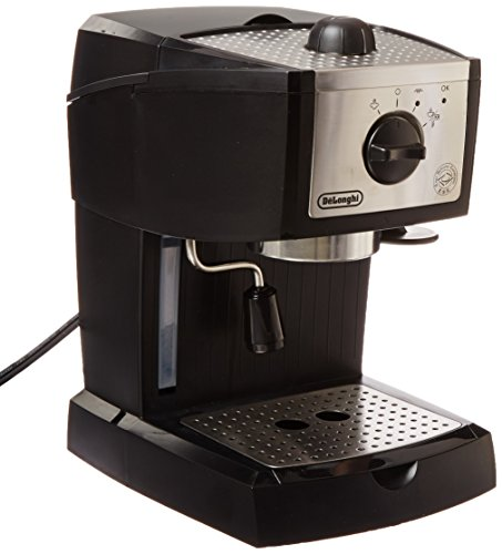 De'Longhi EC155 15 BAR Pump Espresso and Cappuccino Maker (Cappucino And Espresso Maker compare prices)