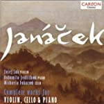 Janacek/Complete Works Vln, Cello & Pno