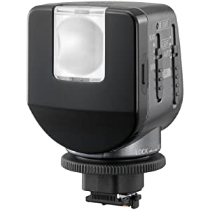 Sony HVL-HIRL IR NightShot and Video Light for Compatible Sony Camcorders