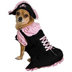 Rubie's Pink Pirate Pet Costume, Medium