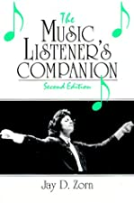 The Music Listener s Companion by Jay Zorn
