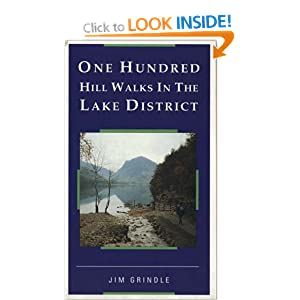 One Hundred Hill Walks in the Lake District Jim Grindle