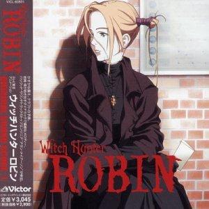 Witch Hunter Robin Original Sound Scope V.1