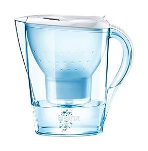 Brita Marella 100002 - Jarra purificadora de agua, 2,4 litros   Más información y revisión del cliente