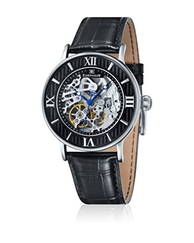 Thomas Earnshaw Reloj Darwin ES-8038-01 Negro 42 mm