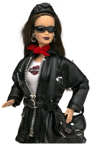 Harley-Davidson Barbie Dolls