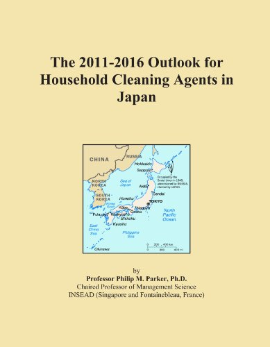 The 2011-2016 Outlook for Household Cleaning Agents in Japan