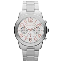 Michael Kors MK5725 Ladies Chronograph Silver Watch