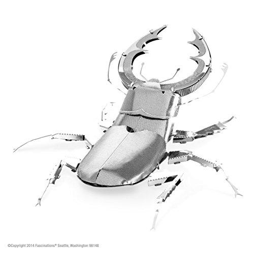 Metal Earth 3D Metal Model - Stag Beetle