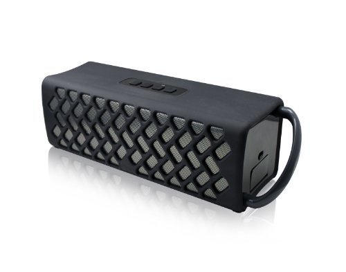 Nuu Wake Waterproof Bluetooth Speaker (Gray)