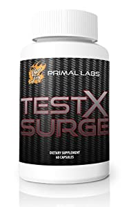 Test X Surge Natural Testosterone Booster Supplement *100% Guaranteed*