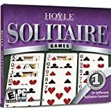 Hoyle Solitaire (Jewel Case) - PC ~ Encore