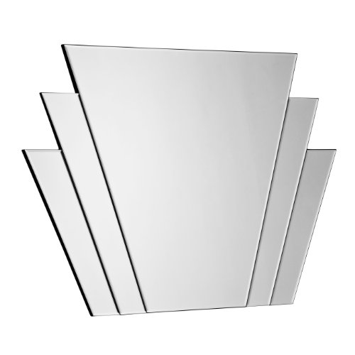 Premier housewares miroir art d co 70 x 100 x 2 cm import for Miroir 80x120