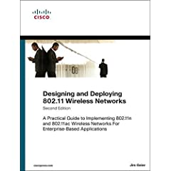 Designing and Deploying 802.11 Wireless Networks, 2nd Edition from Cisco Press