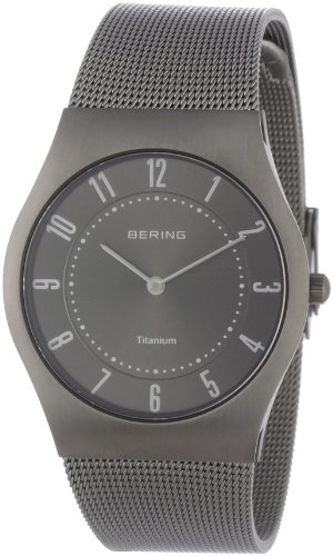 Bering Time Unisex Classic Analogue Quartz Watch 11935-079