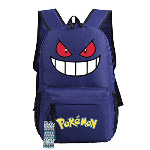 Pokemon Gengar Backpack